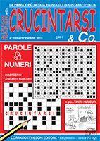 Copertina Crucintarsi & Co n.239