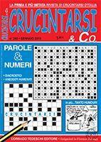 Copertina Crucintarsi & Co n.240