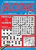 Copertina Crucintarsi & Co n.241