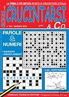 Copertina Crucintarsi & Co n.244