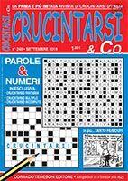 Copertina Crucintarsi & Co n.248