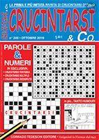 CRUCINTARSI & CO. 2019