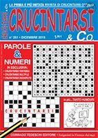 CRUCINTARSI & CO. 2019/20
