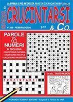 Copertina Crucintarsi & Co n.253