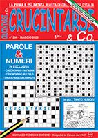 Copertina Crucintarsi & Co n.256
