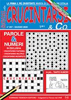 Copertina Crucintarsi & Co n.257