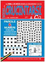 Copertina Crucintarsi & Co n.259