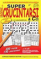 Copertina Supercrucintarsi & Co n.36