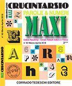 Copertina Maxi Crucintarsio n.63