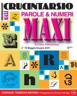 Copertina Maxi Crucintarsio n.78