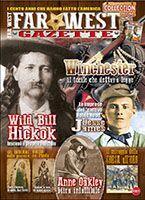 Copertina Far West Gazette Collection n.1