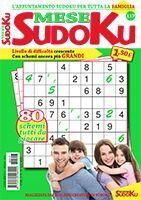 Copertina Sudoku Mese n.117