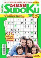 Copertina Sudoku Mese n.122