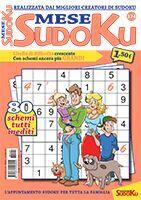 Copertina Sudoku Mese n.124