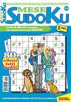 Copertina Sudoku Mese n.125