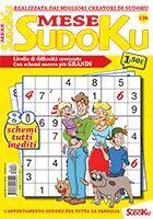 Copertina Sudoku Mese n.126