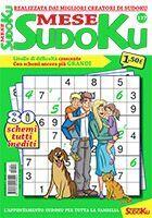 Copertina Sudoku Mese n.127