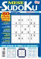 Copertina Sudoku Mese n.60