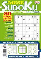 Copertina Sudoku Mese n.61