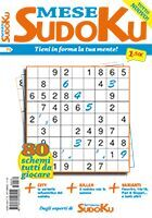 Copertina Sudoku Mese n.79
