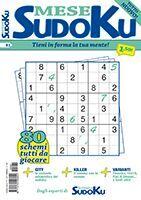 Copertina Sudoku Mese n.81