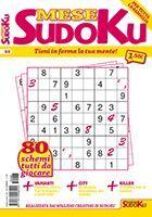 Copertina Sudoku Mese n.88