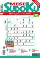 Copertina Sudoku Mese n.89