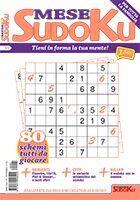 Copertina Sudoku Mese n.91