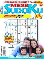 Copertina Sudoku Mese n.94