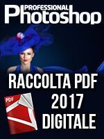 Copertina Professional photoshop Raccolta Pdf (digitale) n.1