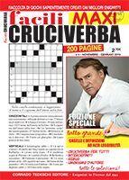 Copertina Facili Cruciverba Maxi n.4