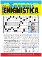 Copertina Accademia Enigmistica n.22