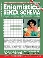 Copertina Enigmistica Senza Schema n.23