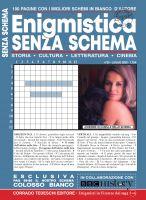 Copertina Enigmistica Senza Schema n.25