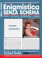 Copertina Enigmistica Senza Schema n.29