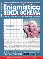 Copertina Enigmistica Senza Schema n.33
