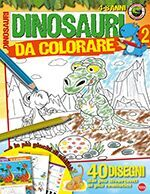 Dinosauri Leggendari Kids n.2