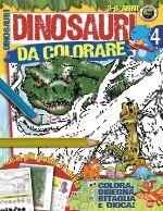 Copertina Dinosauri Leggendari Kids n.4