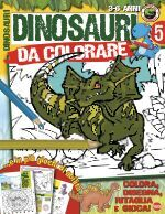 Dinosauri Leggendari Kids n.5