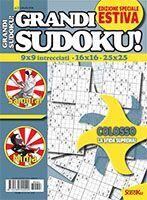 Copertina Grandi Sudoku Speciale n.43