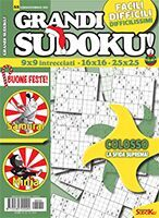 Grandi Sudoku Speciale n.55