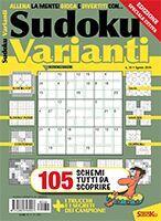 Copertina Sudoku Varianti Speciale n.34