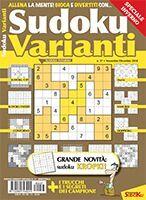 Copertina Sudoku Varianti Speciale n.37