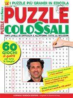 Copertina Puzzle Colossali n.16
