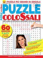Copertina Puzzle Colossali n.18