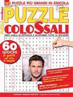 Copertina Puzzle Colossali n.20