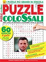 Copertina Puzzle Colossali n.22