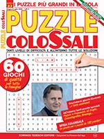 Copertina Puzzle Colossali n.23