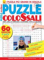Copertina Puzzle Colossali n.24