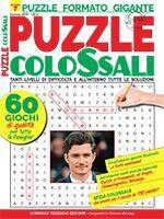 Copertina Puzzle Colossali n.7